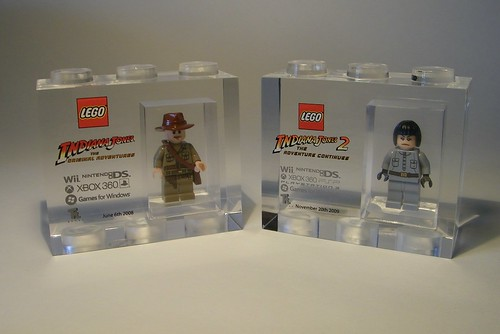Lego Indy Launch Bricks