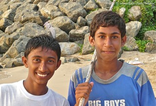 """Big Boys""  Ambalangoda Fisherboys, Sri Lanka"
