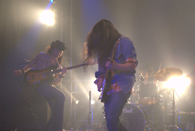 O.E. Gallagher at Ginza Benoa, Tokyo, 19 May 2010. 042