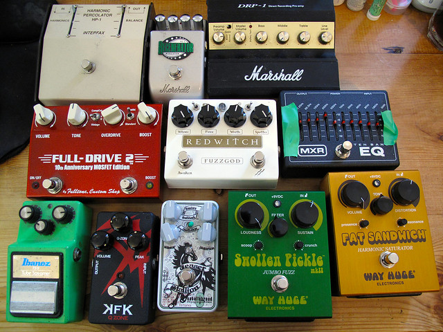 Some More Guitar Pedals Flickr Photo Sharing