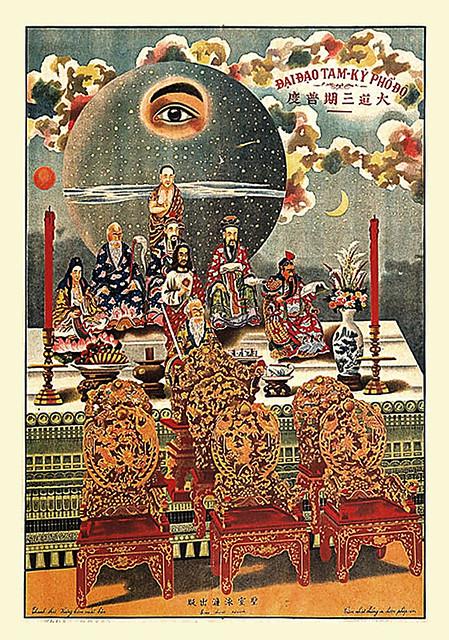 Dai dao tam ky pho do (la grande religion des trois diffusions) - 1928