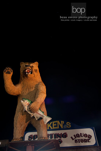 bear usa love oregon funny unitedstatesofamerica salmon crescent liquor guns