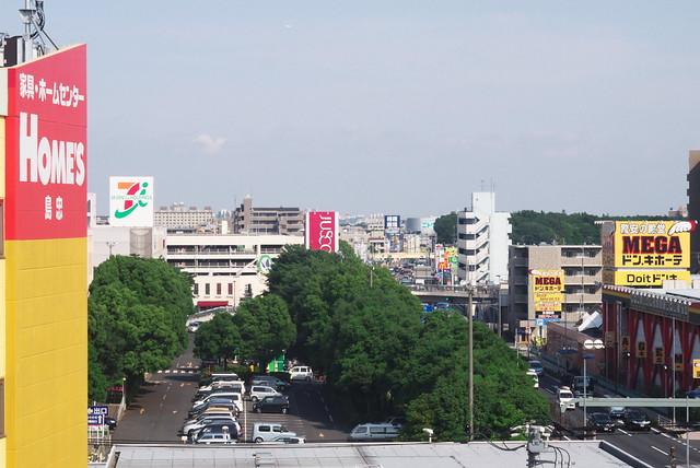 国道16号のある風景 (1)