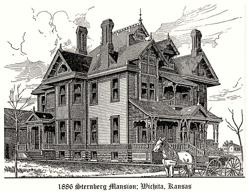 Sternberg Mansion; Wichita, KS