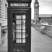 London Phone Box Big Ben UK