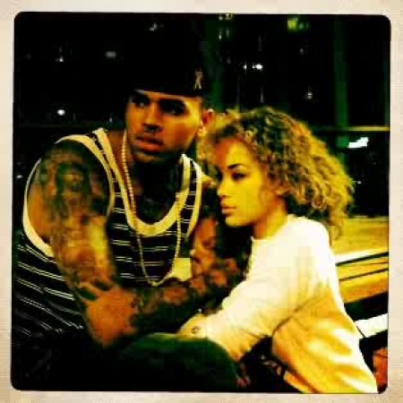Chris Brown  Jasmine Sanders on Chris Brown And Jasmine Sanders   Flickr   Photo Sharing