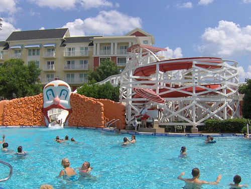 BoardWalk Inn Pool