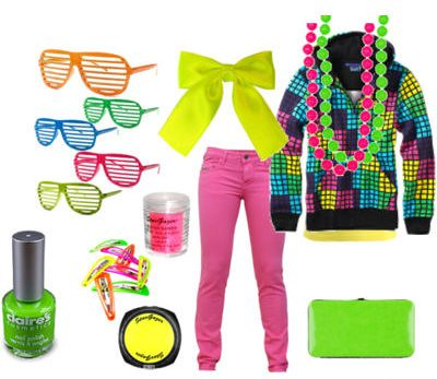 Would you wear... A neon
