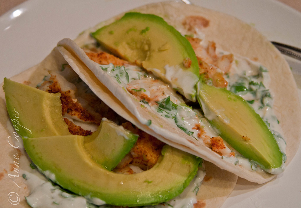 Cooking light fish tacos cooking classes in ri for Spicy fish tacos