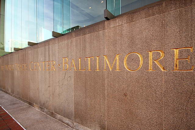 Baltimore, Maryland MD - Flickr CC ewratc