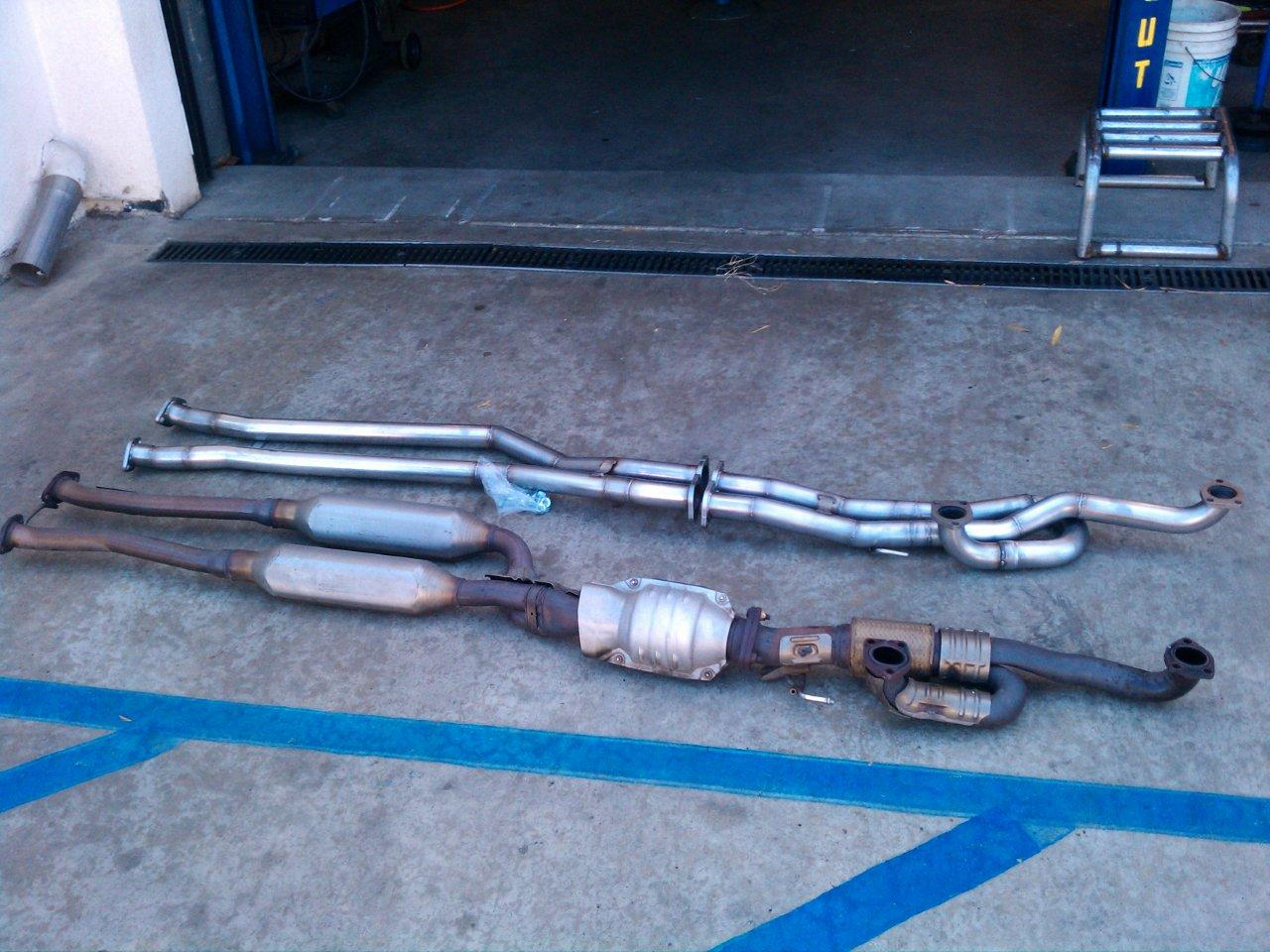 Getting Custom True Dual Exhaust - Muffler Suggestions?