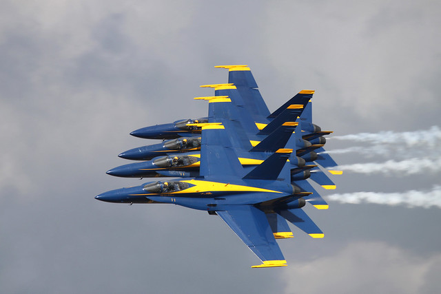 Air show in Jacksonville [Image 4 of 7]