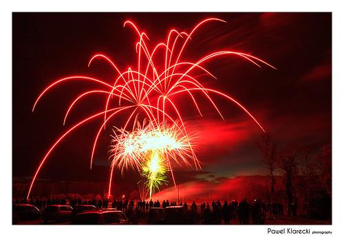 Fireworks in Limavady by Klarens