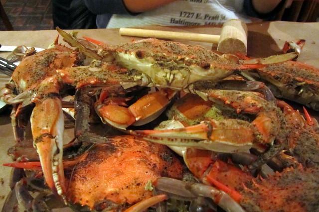 Blue Crab Restaurant Hilton Head Island