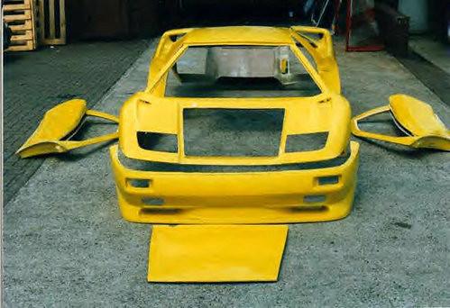 Lamborghini Replica Body Kit 藍寶堅尼複製車套件 Kao Justin Flickr