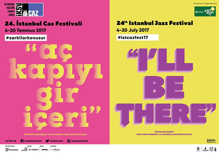 24. Uluslararası İstanbul Caz Festivali başlıyor