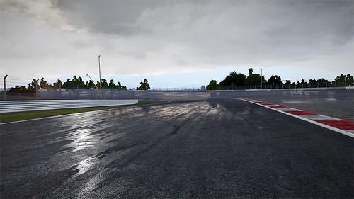 ProjectCARS 2 Rain