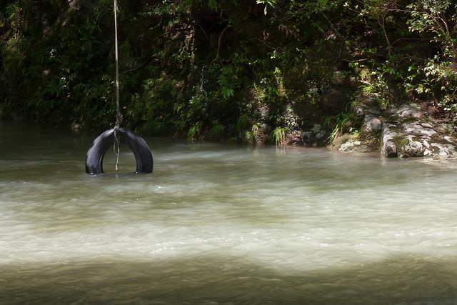 Photo:swingless tire By l e o j