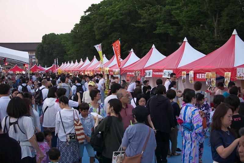 日本台湾祭り2017 at 上野公園
