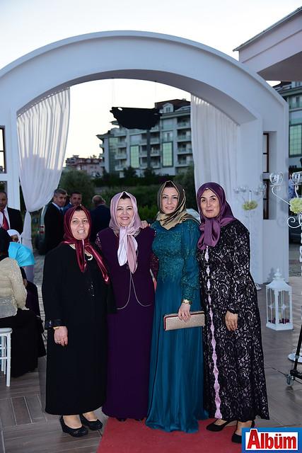 Olive Garden'da muhteşem düğün4