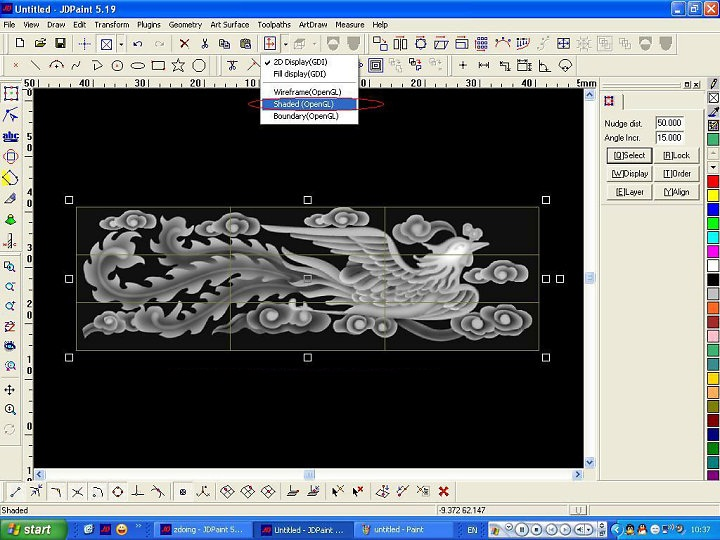 machining with JDPaint 5.19 32bit 64bit portable full crack