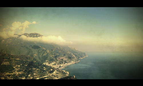 Amalfi coast view - part 2