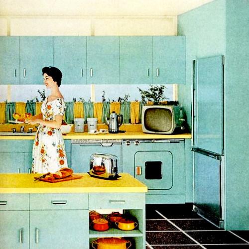 Vintage Kitchen Photography: Photo