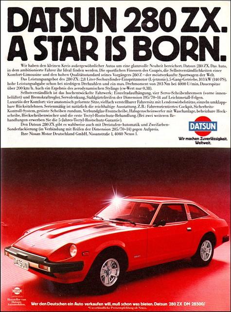 Datsun Zx Car For Sale Laveen Az