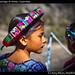 Girl from Santiago de Atitlan, Guatemala