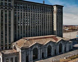 Michigan Central Station [A630-1194HDR]