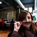 Small photo of MoustacheDay: Nele Waelbers
