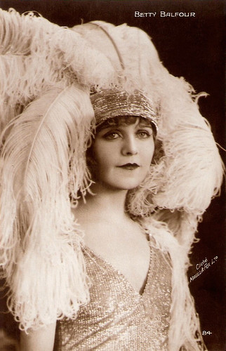 Betty Balfour