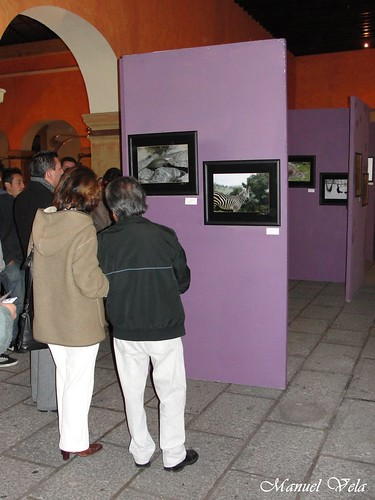 DSC00020 RETROSPECTIVA Muestra Fotográfica de Francisco Santillana por LAE Manuel Vela