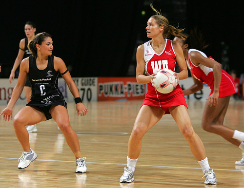 England Netball by Kukri Sports