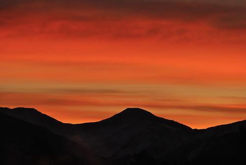sunrise colorado summitcounty