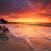 Simple Sunrise - Capitola, California by Jim Patterson Photography