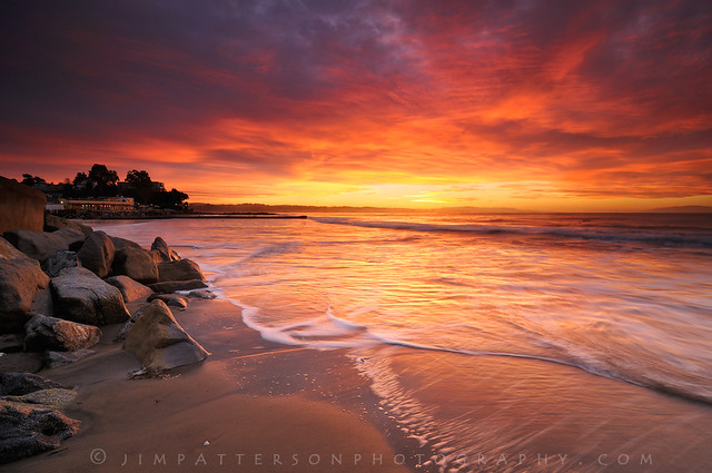 Simple Sunrise - Capitola, California