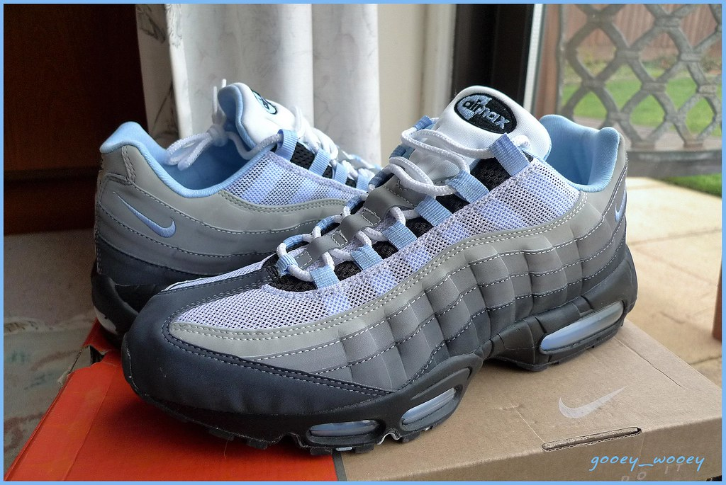 Nike Air Max 95  Ice Blue  JD Sports Exclusive ( 05).  12717463f