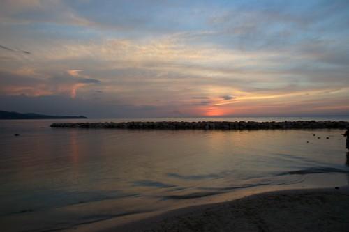 ocean cruise sunset nature colors clouds moments d70 captured jamaica httpwebmecombigmc57capturedmomenthomehtml