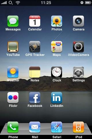 iPad UI Theme