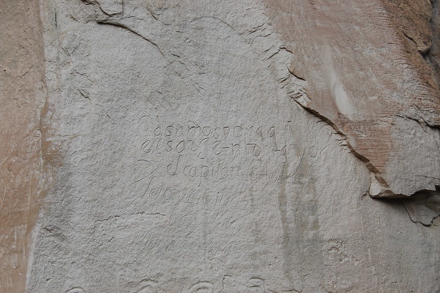El Morro National Monument (Inscription Rock)