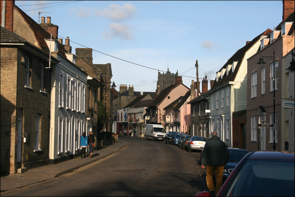 Sudbury, Suffolk