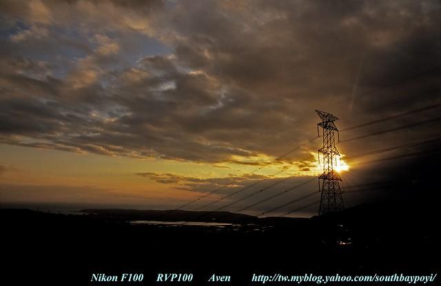 三台山电塔之美4
