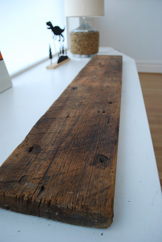 Superette diy console table for Cheap hairpin legs