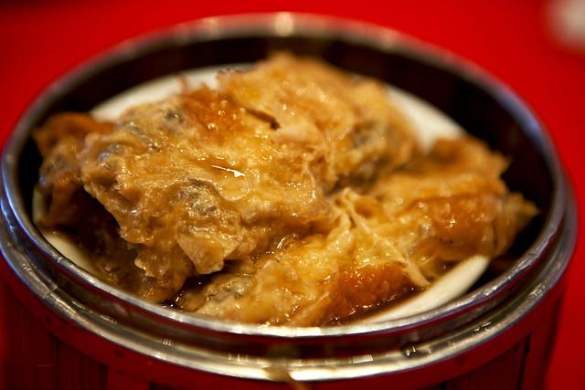 ... tofu skin rolls stuffed with shrimps flickr photo sharing tofu skin