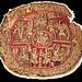 Medallion with Christ, Orpheus etc