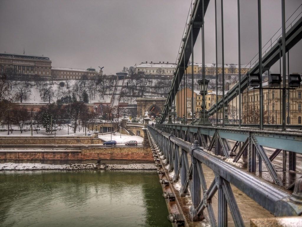 Crossing the Danube