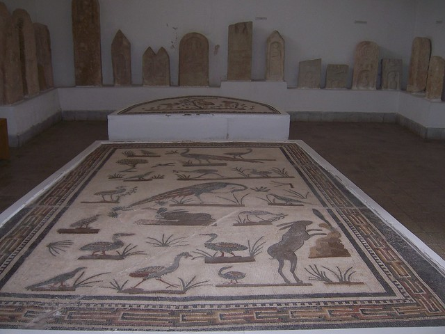 Roman Mosaic, Mactaris Maktar