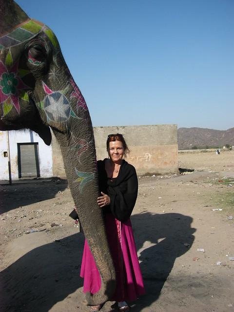 mit Elefant