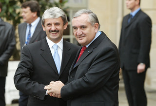 EPP Summit 4 December 2003 Paris